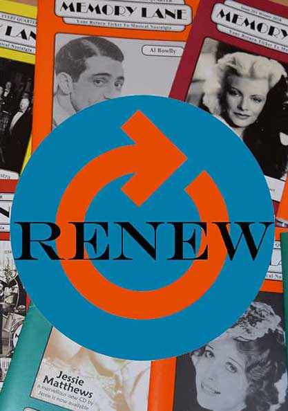 RENEW SUBSCRIPTIONS